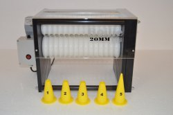 Boilie lab boilie roller module with electric gear motor 220v 30 rpm