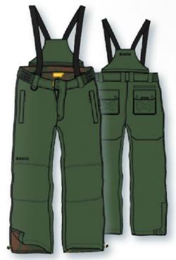 Штаны Scout Bib & Brace
