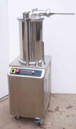 2 speed Hydraulic Dough extruder 26l