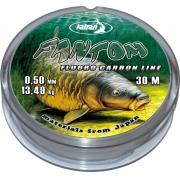 Леска флюорокарбон FANTOM 0,50 мм