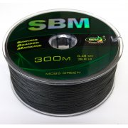 Шнур Sinking Braided Mainline SBM 300m