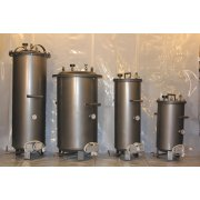 High pressure steamer 100l